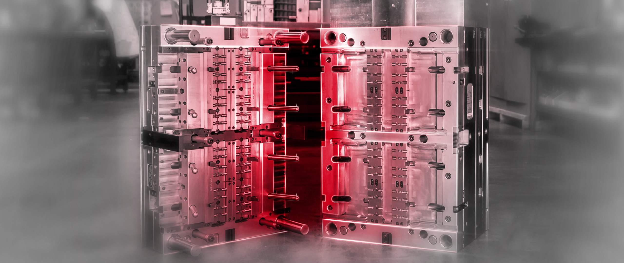 NX Mold Design | Janus Engineering